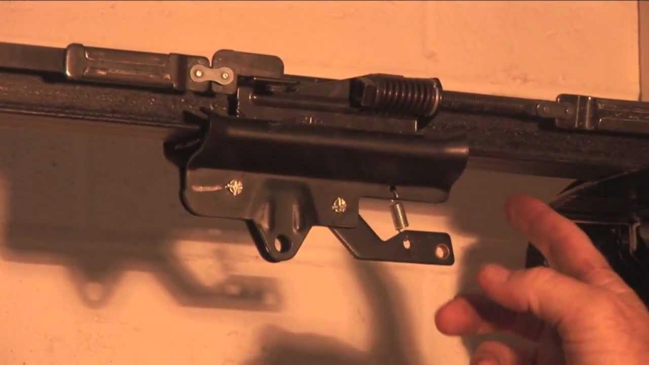 Chamberlain Or Liftmaster Belt Youtube