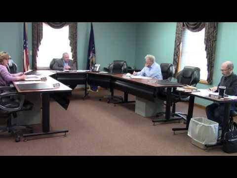 Champlain Town Board Meeting 5-12-20