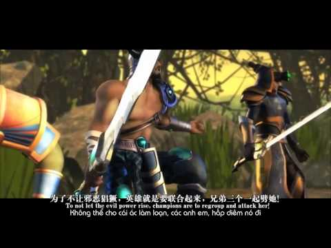 Liên Minh Huyền Thoại Tập 6   Lalala Demacia !   YouTube