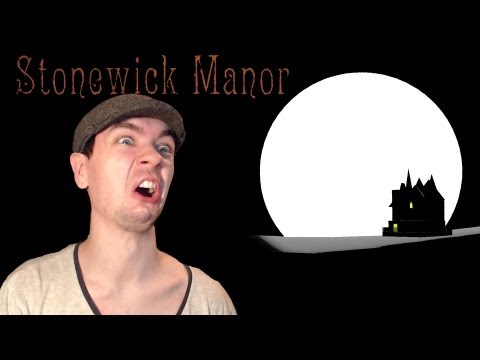 Stonewick Manor | CREEPY BABY STATUES | Indie Horror Game Commentary/Face cam reaction