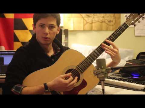 Beauty and a Beat (Believe Acoustic) Acoustic Guitar Tutorial