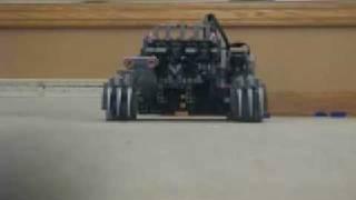 """Ogre; a Lego """"Tank"""""""