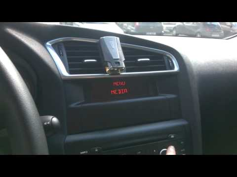 Retronic Voice-In this moment in my car Citroen C4 1,4 16 Vti