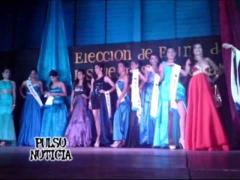 Elección Reina Fiestas Patronales de Jinotepe 2013