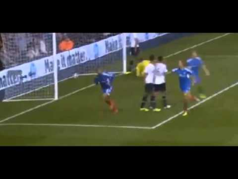 Brad Friedel unlucky own goal vs Hull (30/10/2013)
