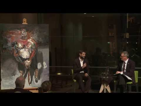 An interview with Ben Quilty (full version) | Foundation 2014 Annual Appeal