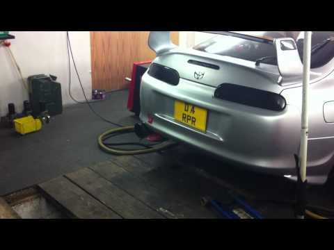 Garage Whifbitz B362 2JZ Supra Turbo Kit producing 720bhp at the flywheel