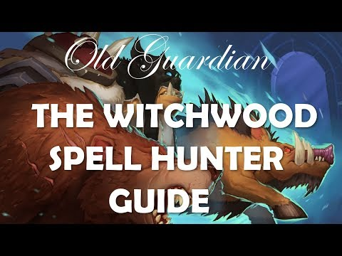 How to play Spell Hunter (Hearthstone Witchwood deck guide)