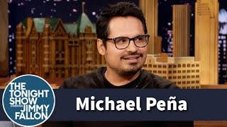 Michael Peña Mimics His Criminal Friend Pablo for Ant-Man