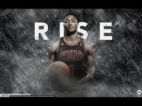I Will Rise - Derrick Rose Mix [HD]