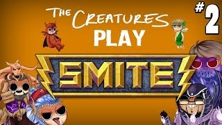 The Creatures play Smite: Assault (Part 2)