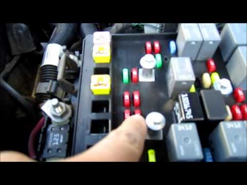 Hqdefault on 2005 Gmc Envoy Low Beam Headlight Relay