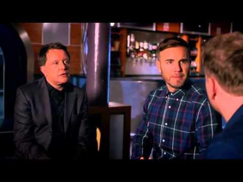 When Corden Met (Gary) Barlow BBC1 5-05-2014