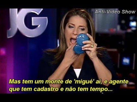 Bastidores do Jornal da Globo