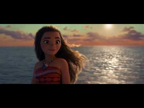 Odvážna Vaiana - legenda o konci sveta - trailer na rozprávku
