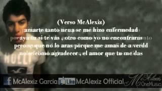 GRACIAS A TI RAP ROMANTICO / MCALEXIZ GARCIA FT. VAMPY