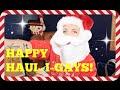 HAPPY HAUL-I-GAYS