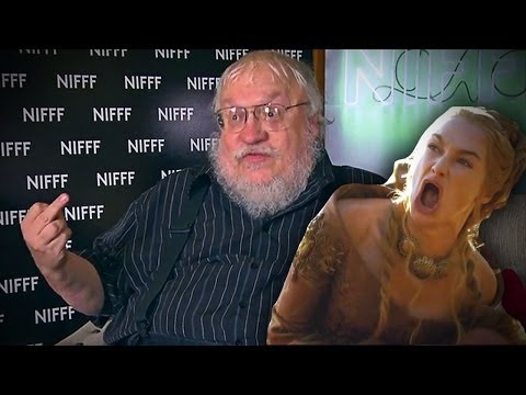 "George R.R. Martin Says ""F&#%$ YOU!"" To Fans!"