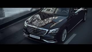 Новый Mercedes-Maybach S-Класс. Быть лидером - служить примером. Mercedes-Benz Россия все видео.