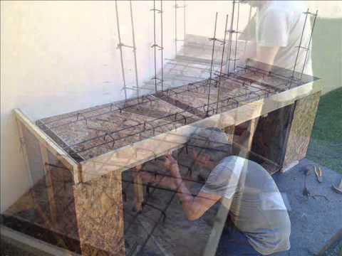 Construccion de mi Quincho