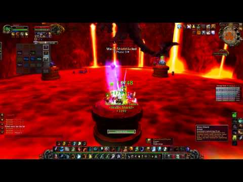 Cataclysm - Nefarian and Onyxia Boss Strategy Guide Blackwing Descent