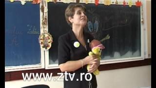 Prima zi de scoala cu clase pregatitoare in Zalau view on youtube.com tube online.