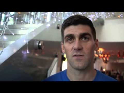 ROCKY FIELDING ' 'I WILL PUT IT RIGHT ON SATURDAY, SO PEOPLE ARE TALKING ABOUT ME AGAIN'.