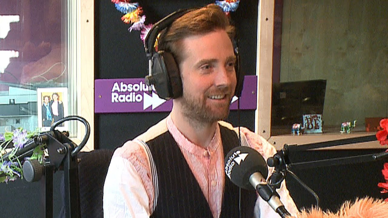 Ricky Wilson explains his weight loss - Kaiser Chiefs & The Voice ...