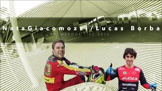 Nata Giacomozzi e Lucas Borba em Pomerode