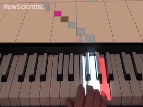 Пијано од новата генерација кое ќе ги замени учителите по свирење