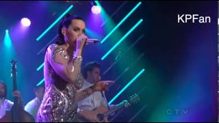 Katy Perry Dark Horse (live Acoustic @ Virgin Mobile Mod