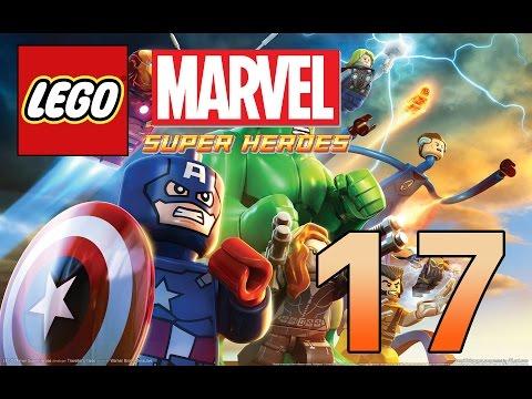 Lego Marvel Super Heroes - #17 - Trái đất này là của bố mày ( KẾT THÚC )