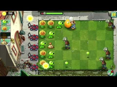 Plants Vs. Zombies 2: It's About Time- Part 1