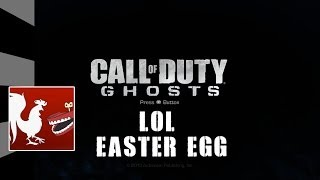 Call Of Duty: Ghosts LOL Easter Egg