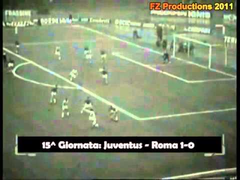Gran goal di Altafini contro la Roma