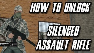 Watch Dogs : How To Unlock The Silenced Assault Rifle