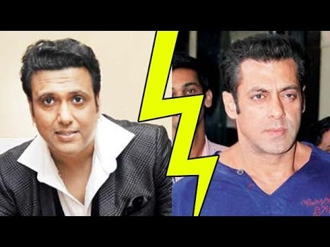 Is all not well between Salman Khan and Govinda ?