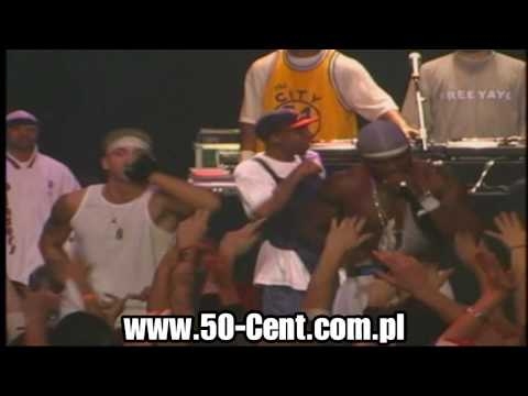 50 Cent & G Unit ft. Eminem performing