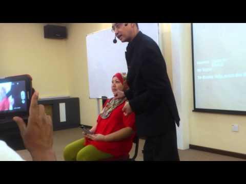 firmax3 Cara cara buat testimoni untuk wanita bertudung.