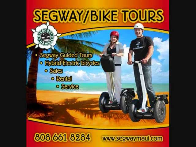 Segway Tour Lahaina Maui - final.wmv
