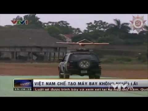 Việt Nam chế tạo thành công UAV