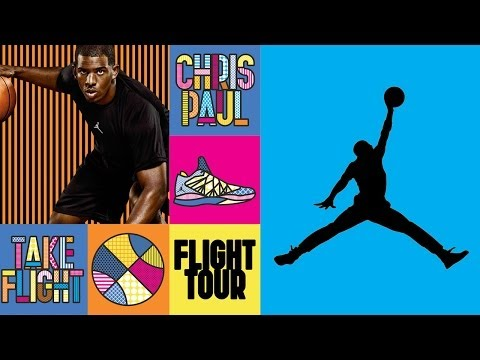 Jordan Flight Tour - Chris Paul Live Chat