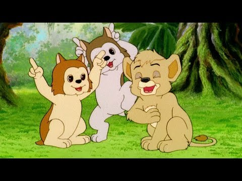 Leví kráľ Simba - 13 - Divoké červené psy