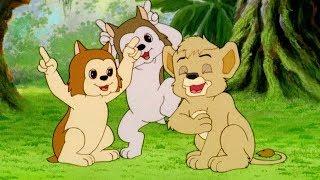 Lev� kr� Simba - 13 - Divok� �erven� psy