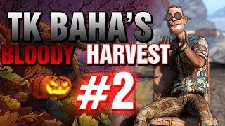 TK Baha's Bloody Harvest Playthrough Part 2
