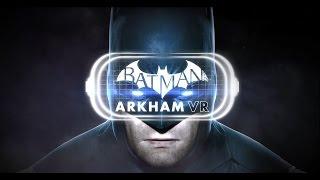 Batman: Arkham VR - Megjelenés Trailer