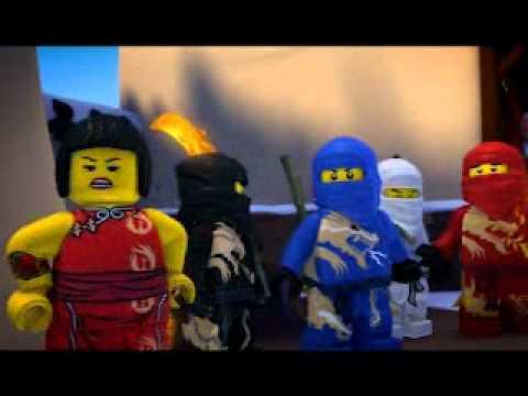 Lego NinjaGo phần 4 tập 3 Sự nổi dậy của đế chế rắn tieng Viet