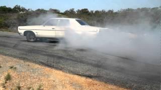 1968 AMC Rambler Rebel 343 Burnout