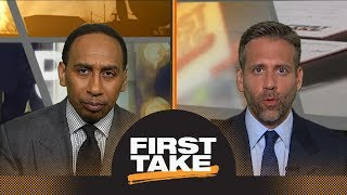 First Take debates if Kemba Walker to Cavaliers could keep LeBron James | First Take | ESPN