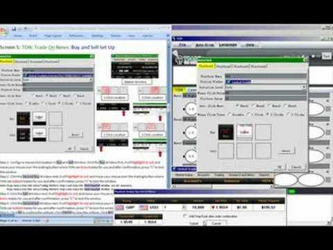 Auto click software forex